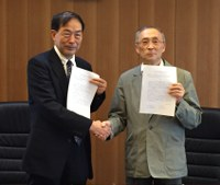 「日本雪氷学会および日本雪工学会の全国大会の合同開催に関する協定書」の更新ならびに「雪氷研究大会のガイドライン」について